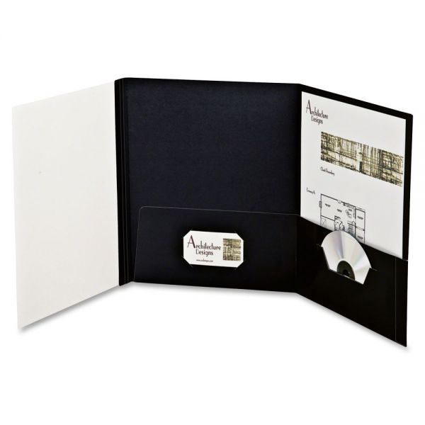 Oxford Tri-fold Custom Folio Covers