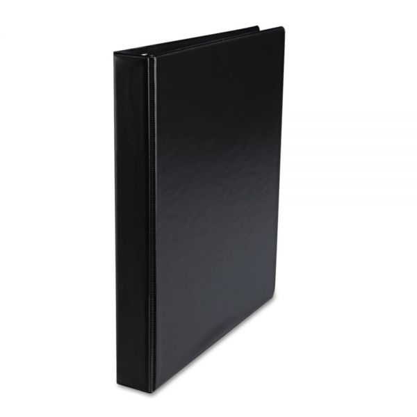 "Universal Suede Finish Vinyl 1"" 3-Ring Binder"