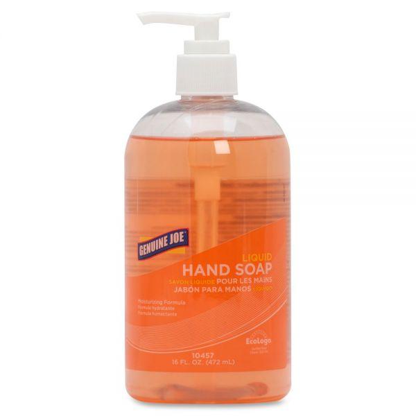 Genuine Joe Liquid Hand Soap