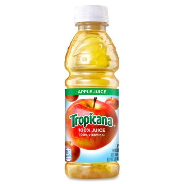 Tropicana Quaker Foods Apple Juice