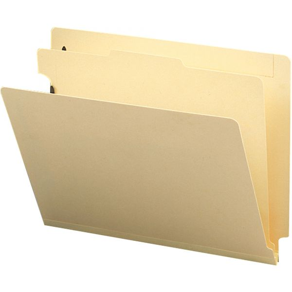 Smead End Tab Manila Classification File Folders