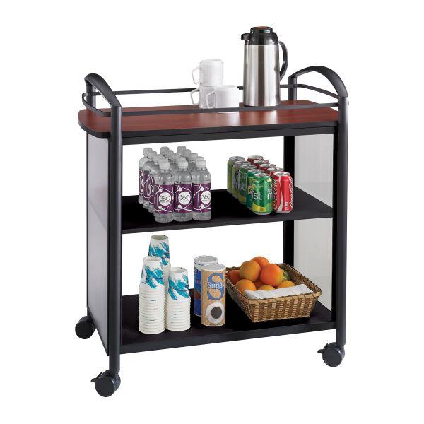 Safco Impromptu Open Beverage Cart