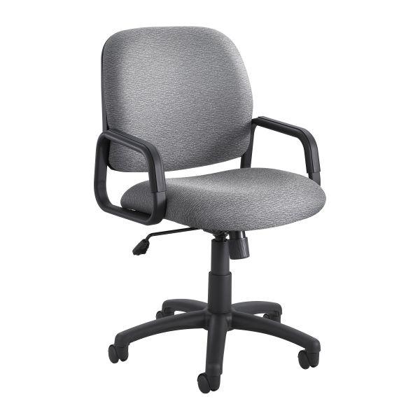 Safco Cava Urth Collection High Back Swivel/Tilt Office Chair