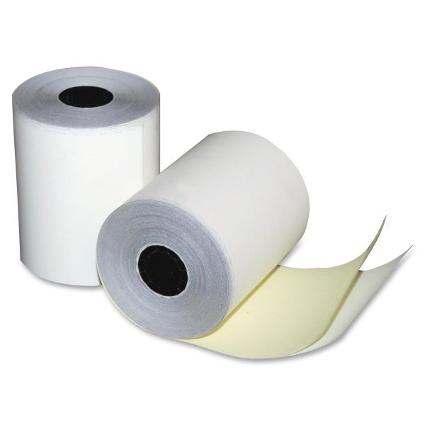 Quality Park Two-Part Receipt Paper Rolls