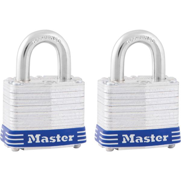 Master Lock Four-Pin High Security Keyed Padlock