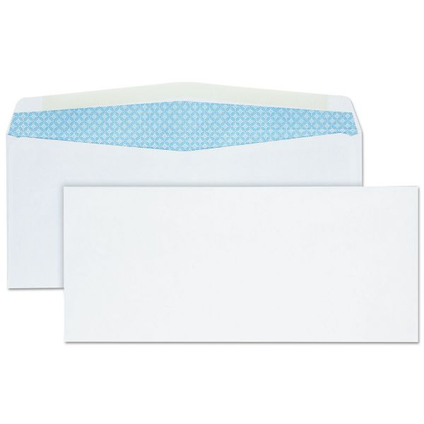 Quality Park #10 Security Tint Envelopes