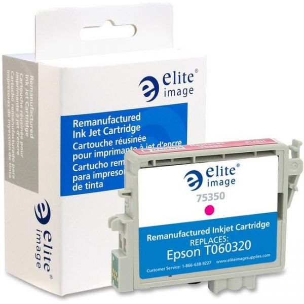 Elite Image Remanufactured Epson T060320 Ink Cartridge