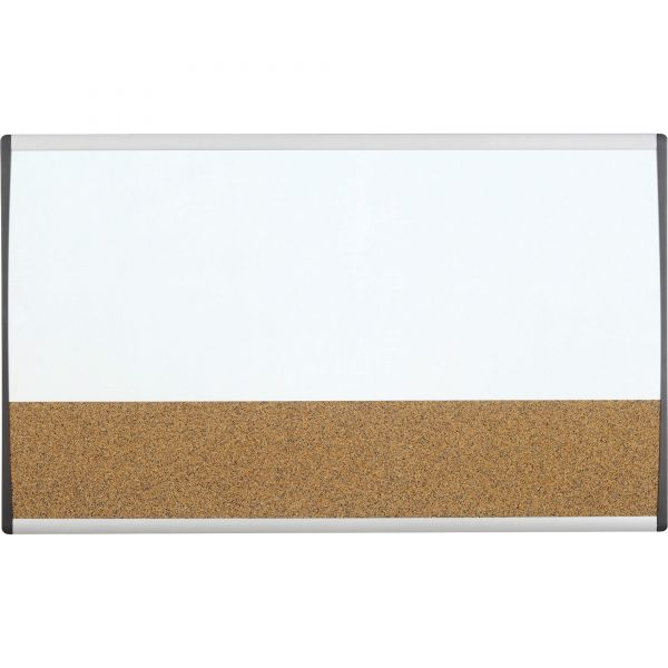Quartet Magnetic Dry-Erase Cork Combo Board
