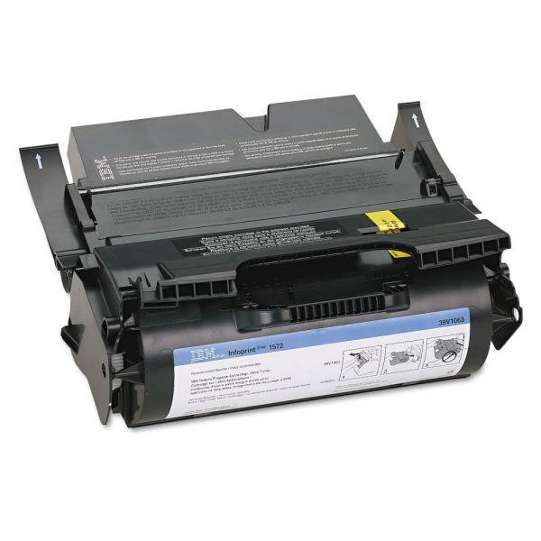IBM 39V1063 Black Toner Cartridge