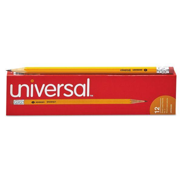 Universal Economy #2 Wood Pencils