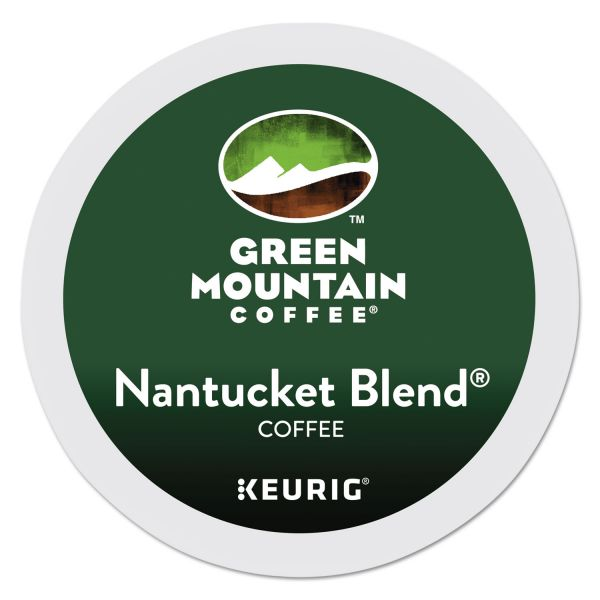Green Mountain Coffee Nantucket Blend Coffee K-Cups