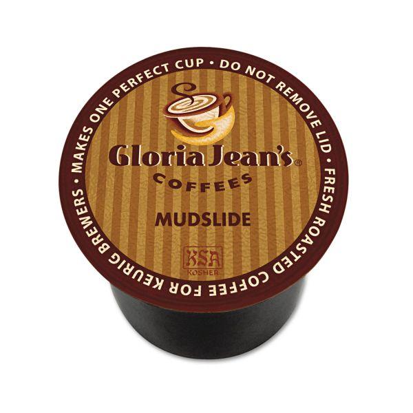 Gloria Jean's Mudslide Coffee K-Cups
