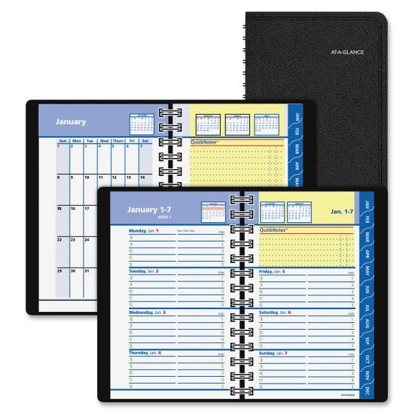 At-A-Glance QuickNotes Weekly/Monthly Pocket Appointment Book
