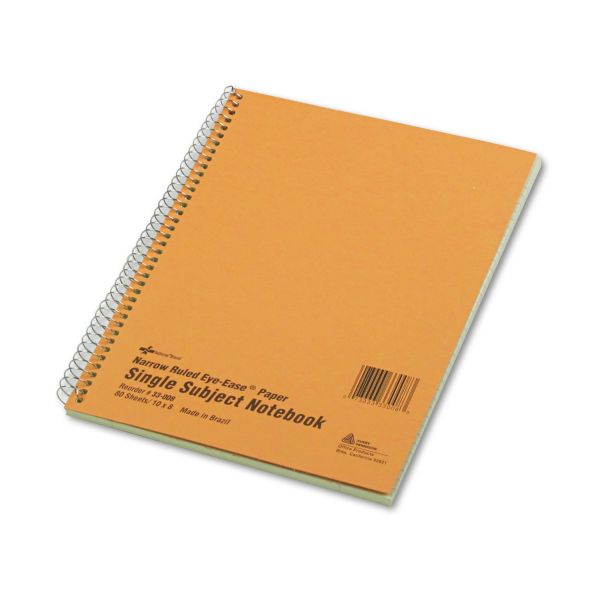 Rediform One-Subject Narrow Ruled Notebook
