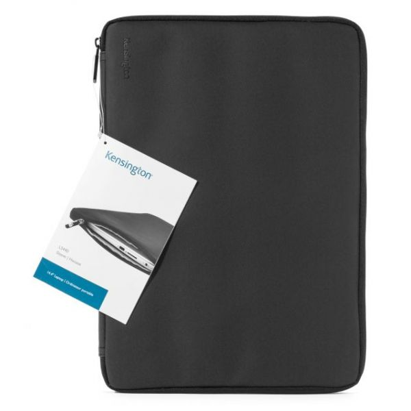"Kensington K62619WW Carrying Case (Sleeve) for 14.4"" Tablet, Ultrabook - Black"