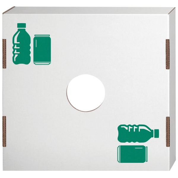 Bankers Box Waste and Recycling Bin Lids - Bottles/Cans