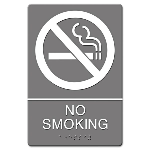 "Headline Signs ""No Smoking"" Sign"