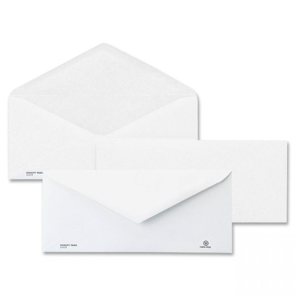 Quality Park 24 lb. Recycled Business Envelopes