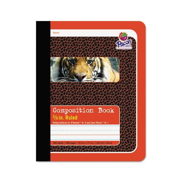 Pacon Composition Notebook