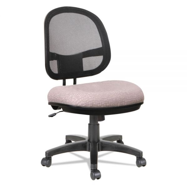 Alera Interval Series Swivel/Tilt Mesh Chair