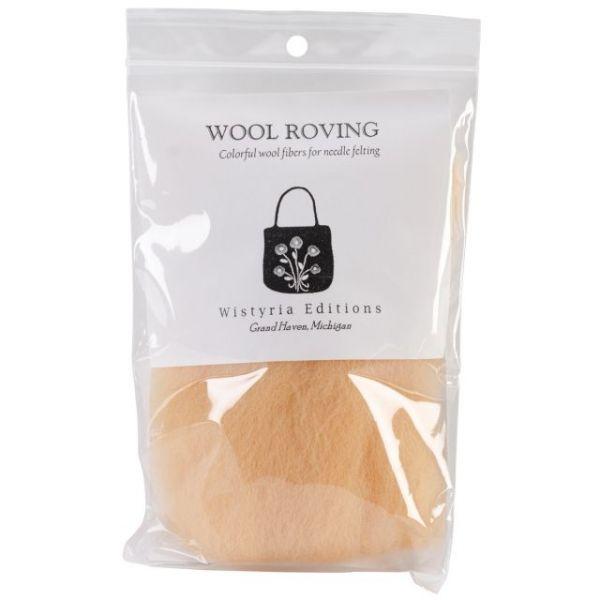 """Wool Roving 12"""" .22oz"""