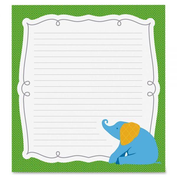 Carson-Dellosa Parade of Elephants Note Pad