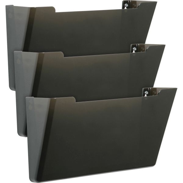 SKILCRAFT Vertical Hanging Wall File Pockets