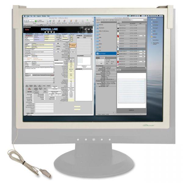 Compucessory Premium Privacy Filter Gray