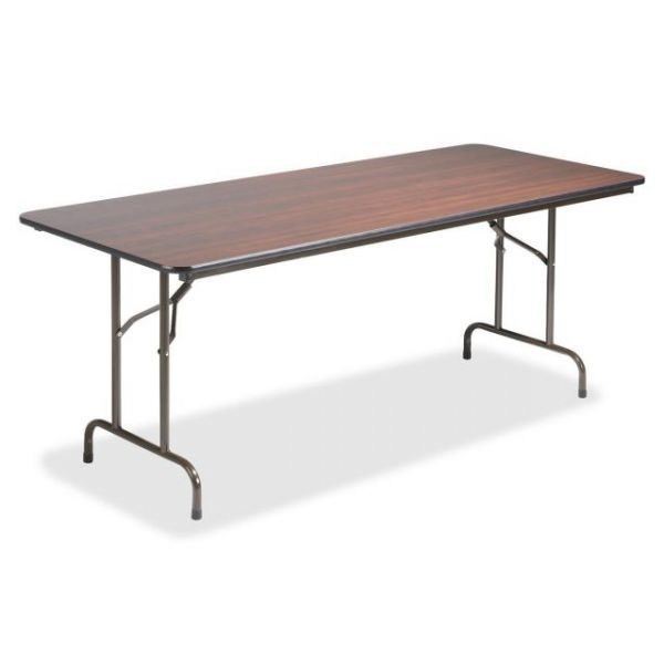 Lorell Economy Rectangular Folding Table