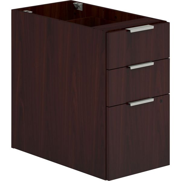 "HON Voi Support Pedestal | 2 Box / 1 File Drawer | 30""D"