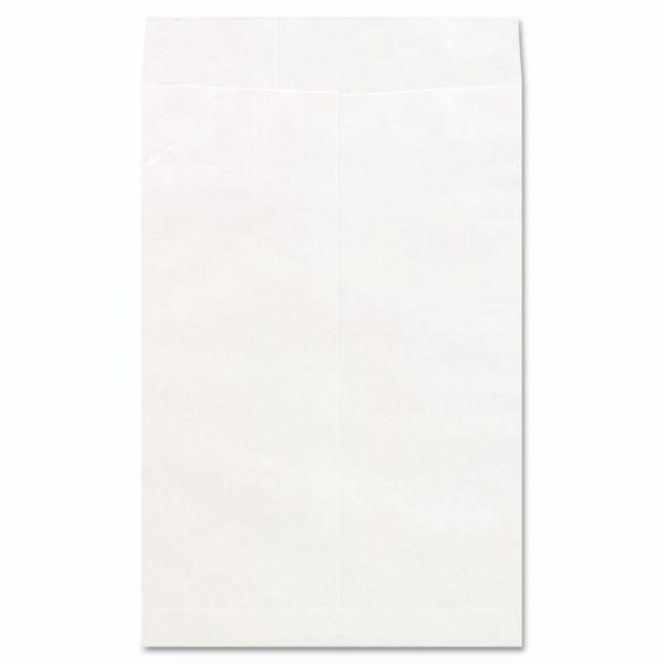 Universal Tyvek Envelope, 10 x 15, White, 100/Box