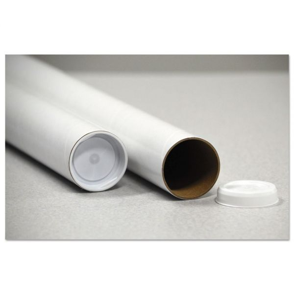 General Supply Round Mailing Tubes