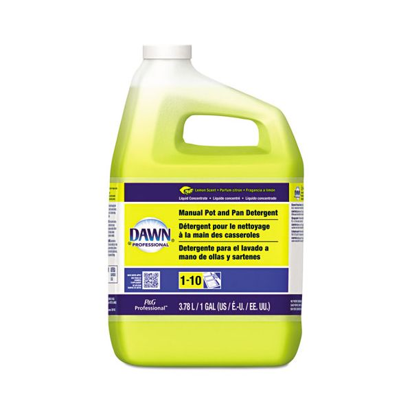 Dawn Professional Manual Pot & Pan Dish Detergent, Lemon