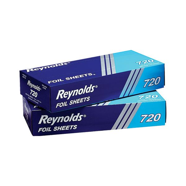 Reynolds Wrap Pop-Up Interfolded Aluminum Foil Sheets