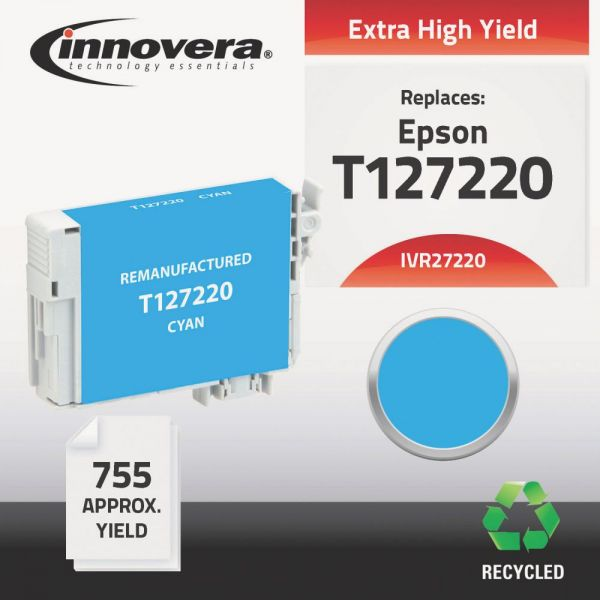 Innovera Remanufactured Epson T127220 (T-127) Ink Cartridge