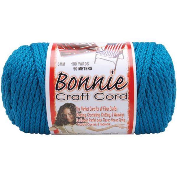 Bonnie Macrame Craft Cord 6mm X 100yd