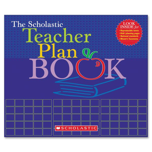 Scholastic Teacher Plan Book