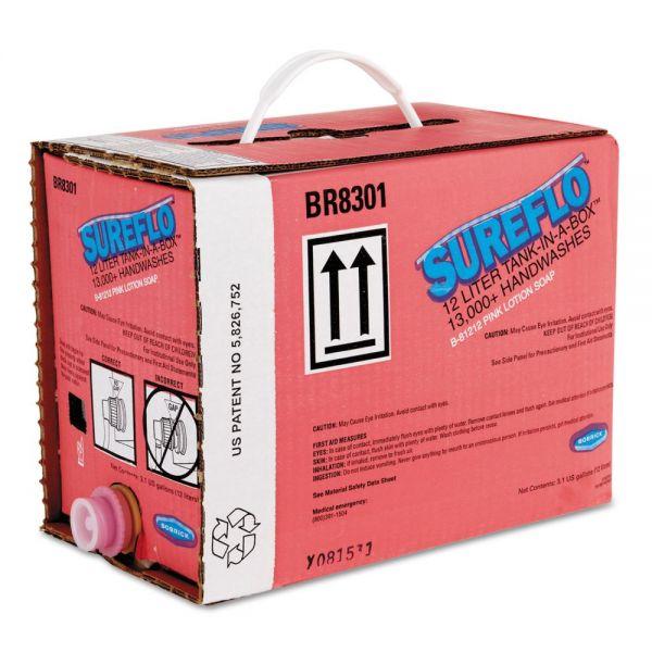 Bobrick SureFlo Pink Lotion Soap Cartridge