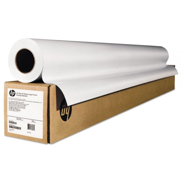 "HP 24"" Wide Format Canvas Paper Roll"