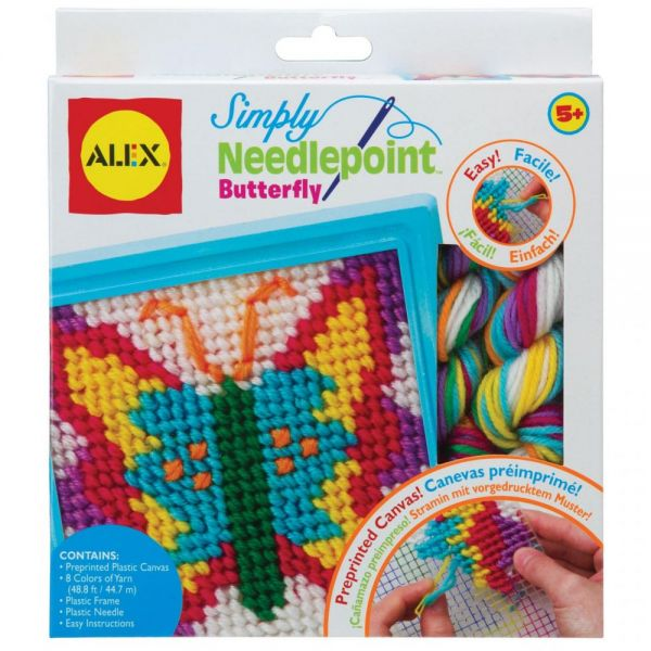 ALEX Toys Simply Needlepoint Kit