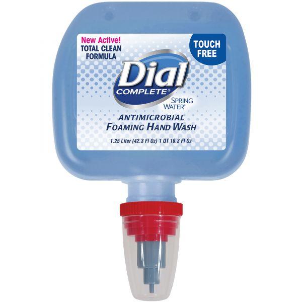Dial Antibacterial Foaming Hand Soap Refills