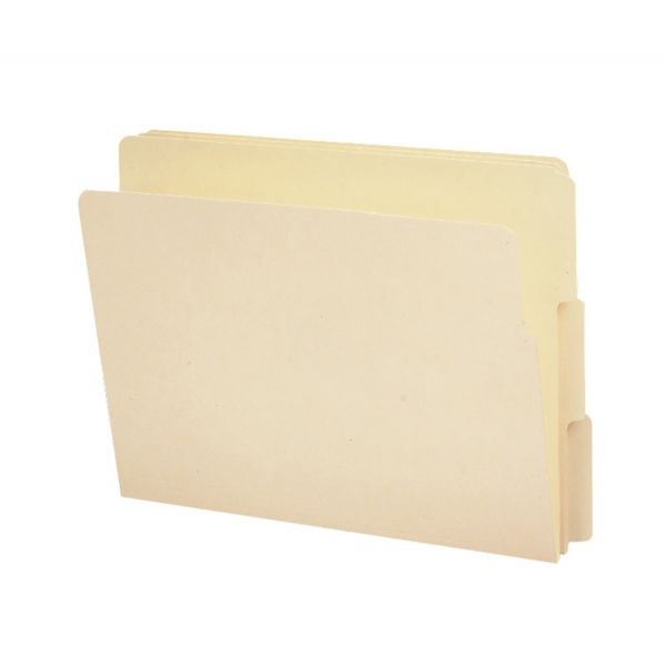 Smead Letter Size End Tab File Folders