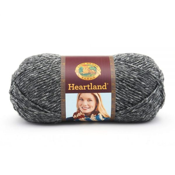 Lion Brand Heartland Yarn - Great Smokey Mountains