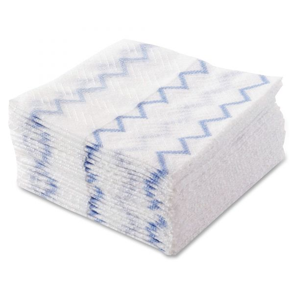 Rubbermaid Commercial HYGEN Disposable Microfiber Cleaning Cloths