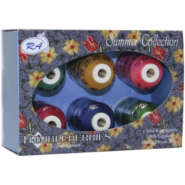 Thimbleberries Cotton Thread Collection