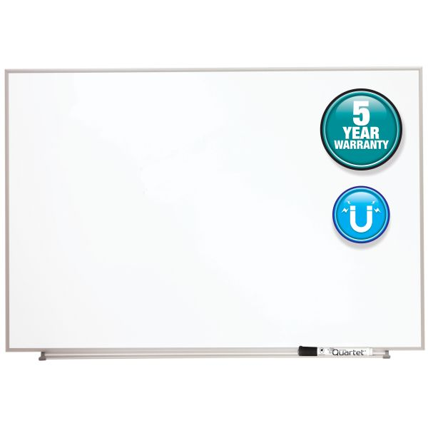 Quartet Matrix Magnetic Dry Erase Board