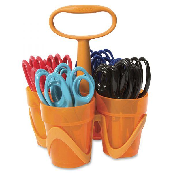 Fiskars Scissors & Caddy