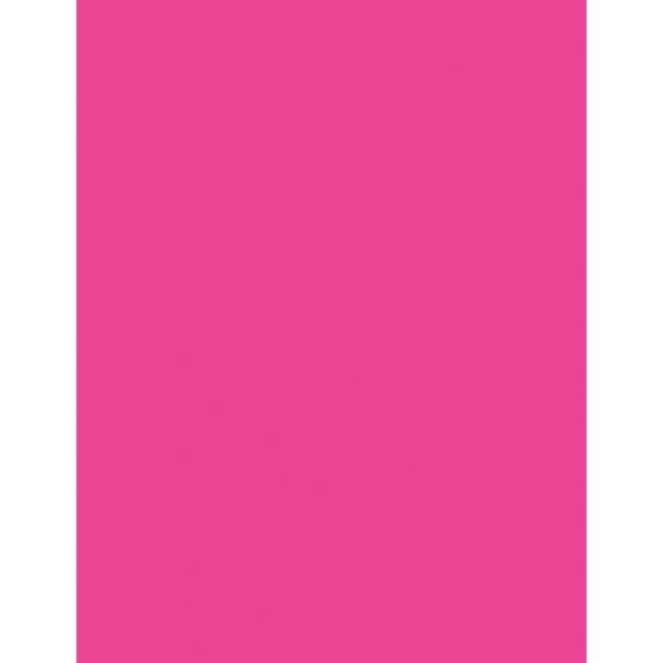 Pacon Colored Bond Paper - Neon Pink