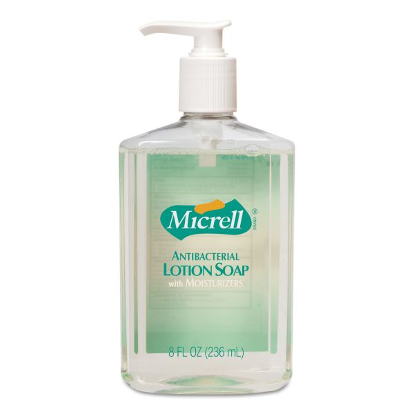 Micrell Antibacterial Lotion Hand Soap