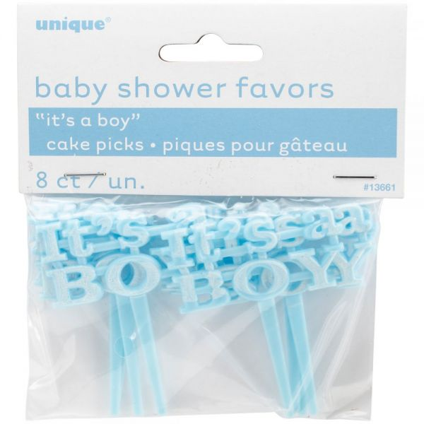 Party Favors Picks 8/Pkg